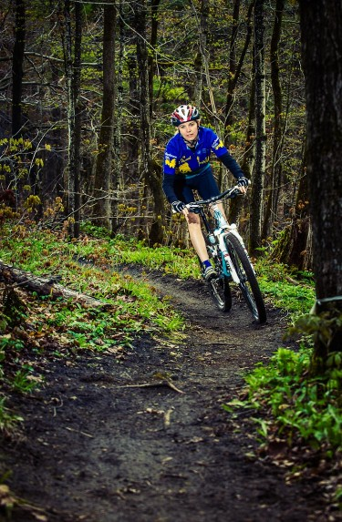 Mountain Bike Sports Portrait Photographer